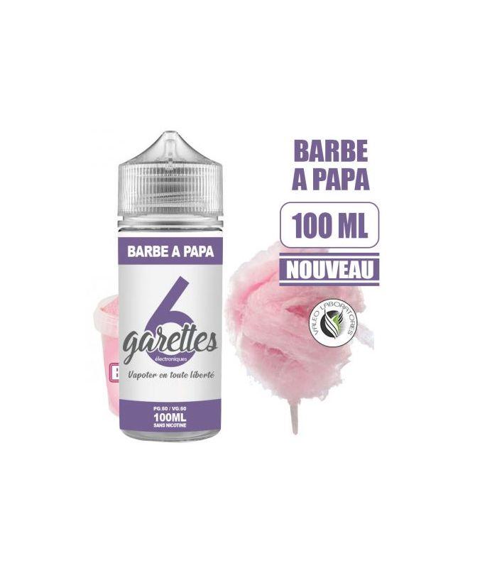 E-liquide BARBE A PAPA - VALEO 100 ML