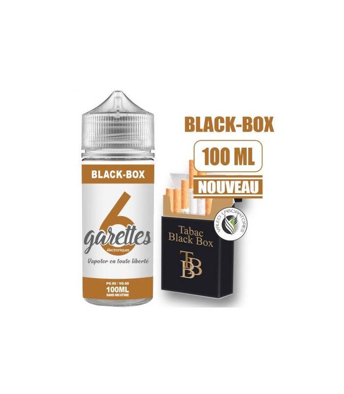 E-liquide BLACK-BOX - VALEO 100 ML