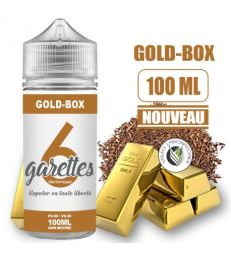 E-liquide GOLD-BOX - VALEO 100 ML