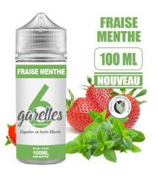 E-liquide FRAISE MENTHE - VALEO 100 ML