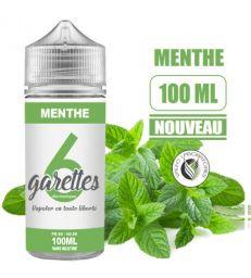 E-liquide MENTHE - VALEO 100 ML