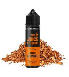 E-Liquide 50 ML BELLES BLONDES - THE JUICE - Tabac Blond