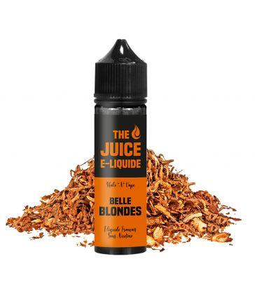 E-Liquide Tabac Blond 50 ML BELLES BLONDES - THE JUICE