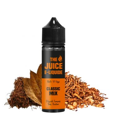 E-Liquide Tabac Blend 50 ML | CLASSIC-MIX - THE JUICE