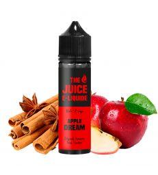 E-Liquide 50 ML APPLE DREAM THE JUICE - Pomme Cannelle Anis étoilée