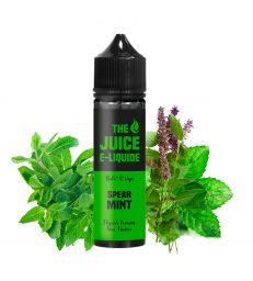 E-Liquide 50ml SPEARMINT THE JUICE - Menthe Verte