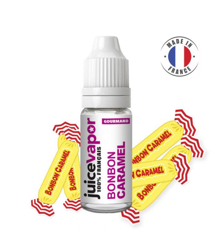 E-LIQUIDE JUICE VAPOR CARAMEL 10 ml