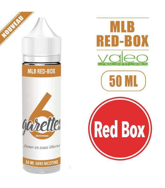 E-liquide VALEO MLB RED-BOX 50 ml