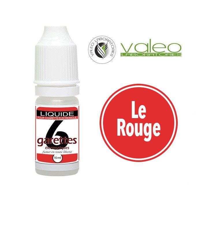 E-LIQUIDE Tabac Blond MLB ROUGE - VALEO