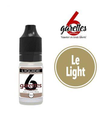 E-LIQUIDE CLASSIC MLB LIGHT - 6GARETTES