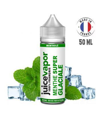 E-liquide MENTHE SUPER GLACIALE 50 ML