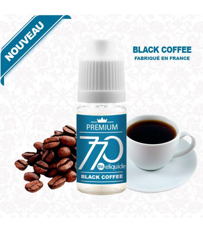 E-Liquide Black Coffee