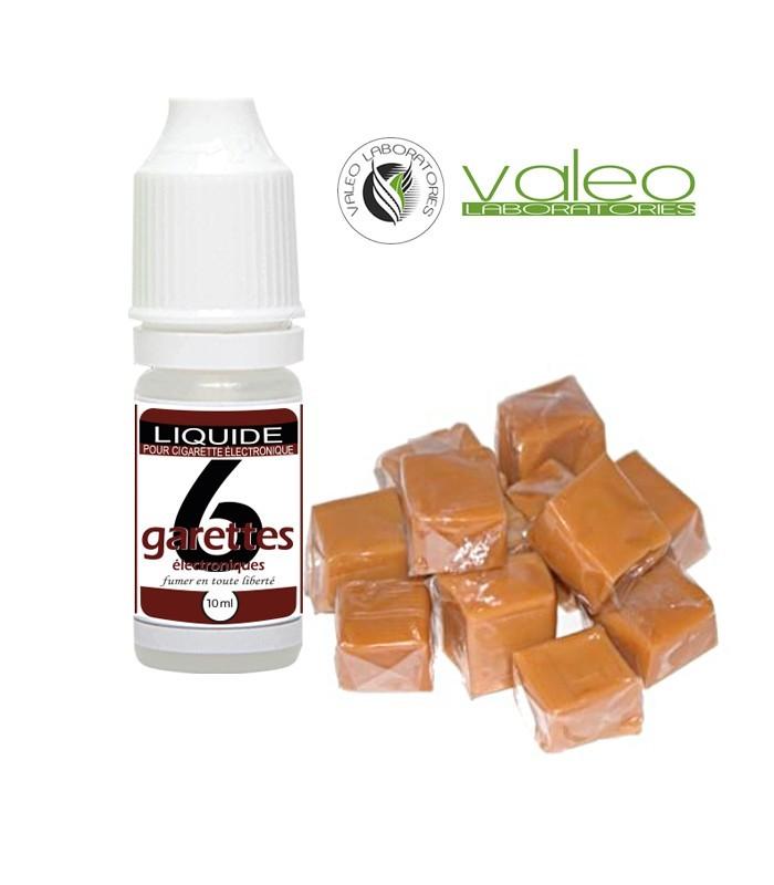 CARAMEL E-LIQUIDE VALEO 10 ml
