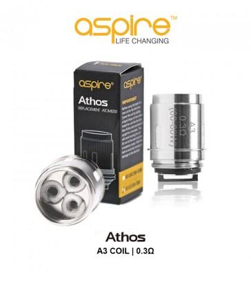 RESISTANCE POUR ATHOS -ASPIRE