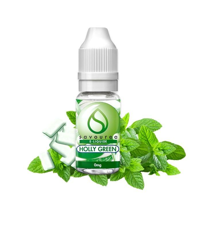 E-LIQUIDE SAVOUREA HOLLY GREEN 10 ml