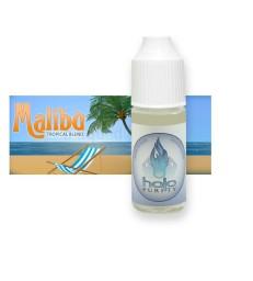 E-LIQUIDE MALIBU - HALO - Piña Colada, Menthe Verte