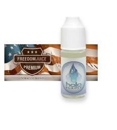 E-LIQUIDE FREEDOM JUICE - HALO - Pur Tabac de Virginie