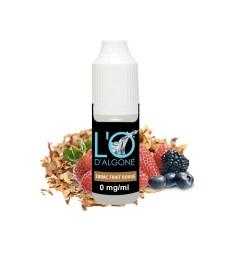 E-LIQUIDE TABAC FRUIT ROUGE - ALGONE