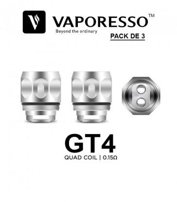 RESISTANCE GT4 POUR NRG - VAPORESSO