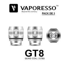 RESISTANCE GT8 POUR NRG - VAPORESSO