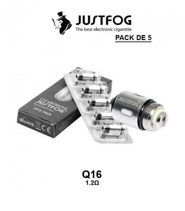 RESISTANCE Q16 1.2 Ohm - JUSTFOG