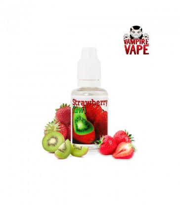 CONCENTRÉ STRAWBERRY-KIWI 30ML -  VAMPIRE VAPE