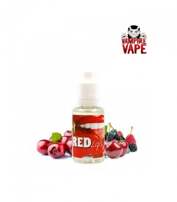 CONCENTRÉ RED LIPS 30ML - VAMPIRE VAPE
