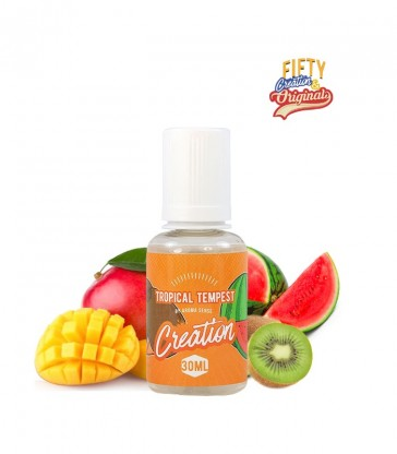 CONCENTRÉ TROPICAL TEMPEST 30ML -  FIFTY CREATION