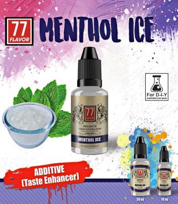 ADDITIF MENTHOL ICE 10 ML  - 77 FLAVOR