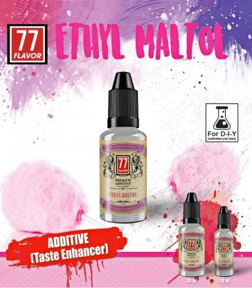 ADDITIF ETHYL MALTOL 10 ML  - 77 FLAVOR