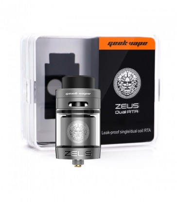 Atomiseur Zeus Dual RTA - Geek Vape