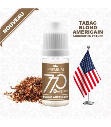 E-Liquide Tabac Blond Américain