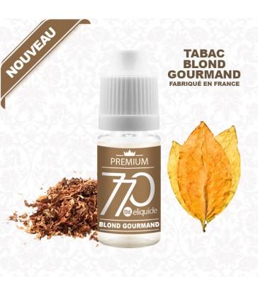 E-Liquide Tabac Blond Gourmand
