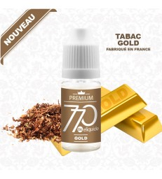 E-Liquide Tabac Gold