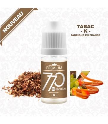 E-Liquide Tabac - K -