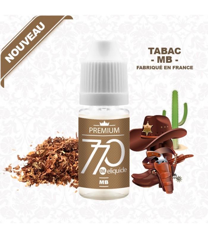 E-Liquide Tabac MB