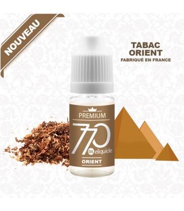 E-Liquide Tabac d'Orient