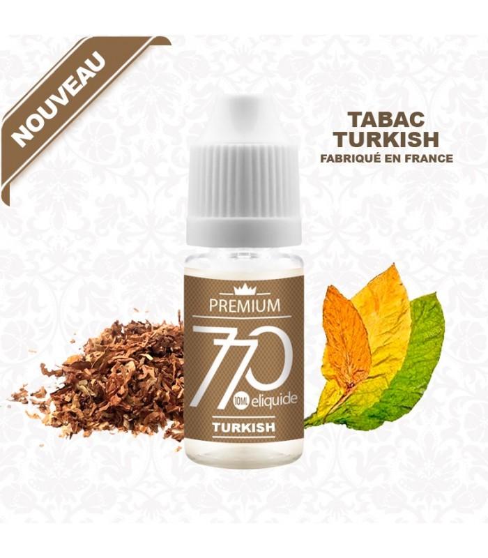 E-Liquide Tabac Turkish