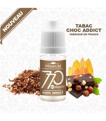 E-Liquide Tabac Choc Addict