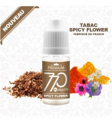 E-Liquide Tabac Spicy Flower