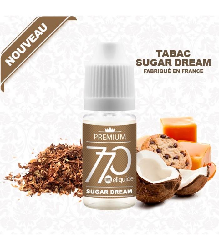 E-Liquide Tabac Sugar Dream