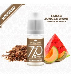 E-Liquide Tabac Jungle Wave