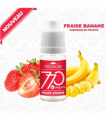 E-Liquide Saveur Fraise Banane