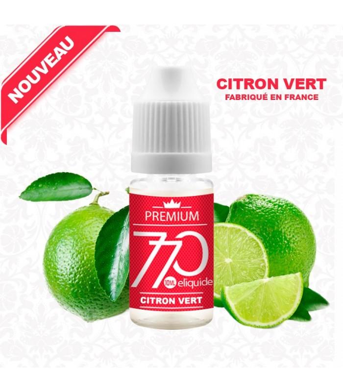 E-Liquide Saveur Citron Vert