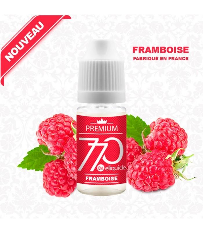 E-Liquide Saveur Framboise