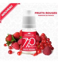 E-Liquide Saveur Fruits Rouges