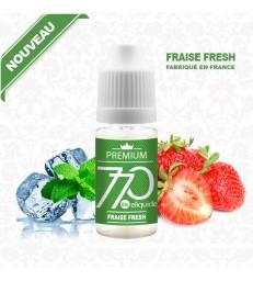 E-Liquide Fraise Fresh