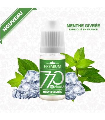 E-Liquide Menthe Givrée