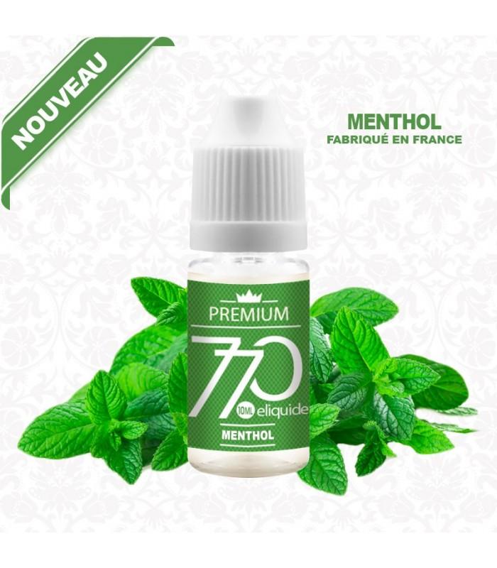 E-Liquide Menthol
