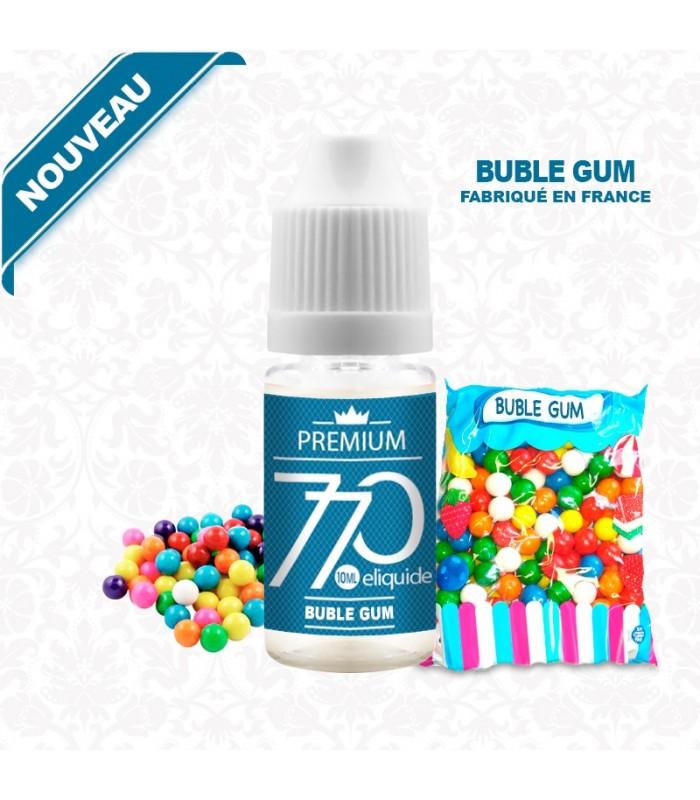 E-Liquide Buble-Gum